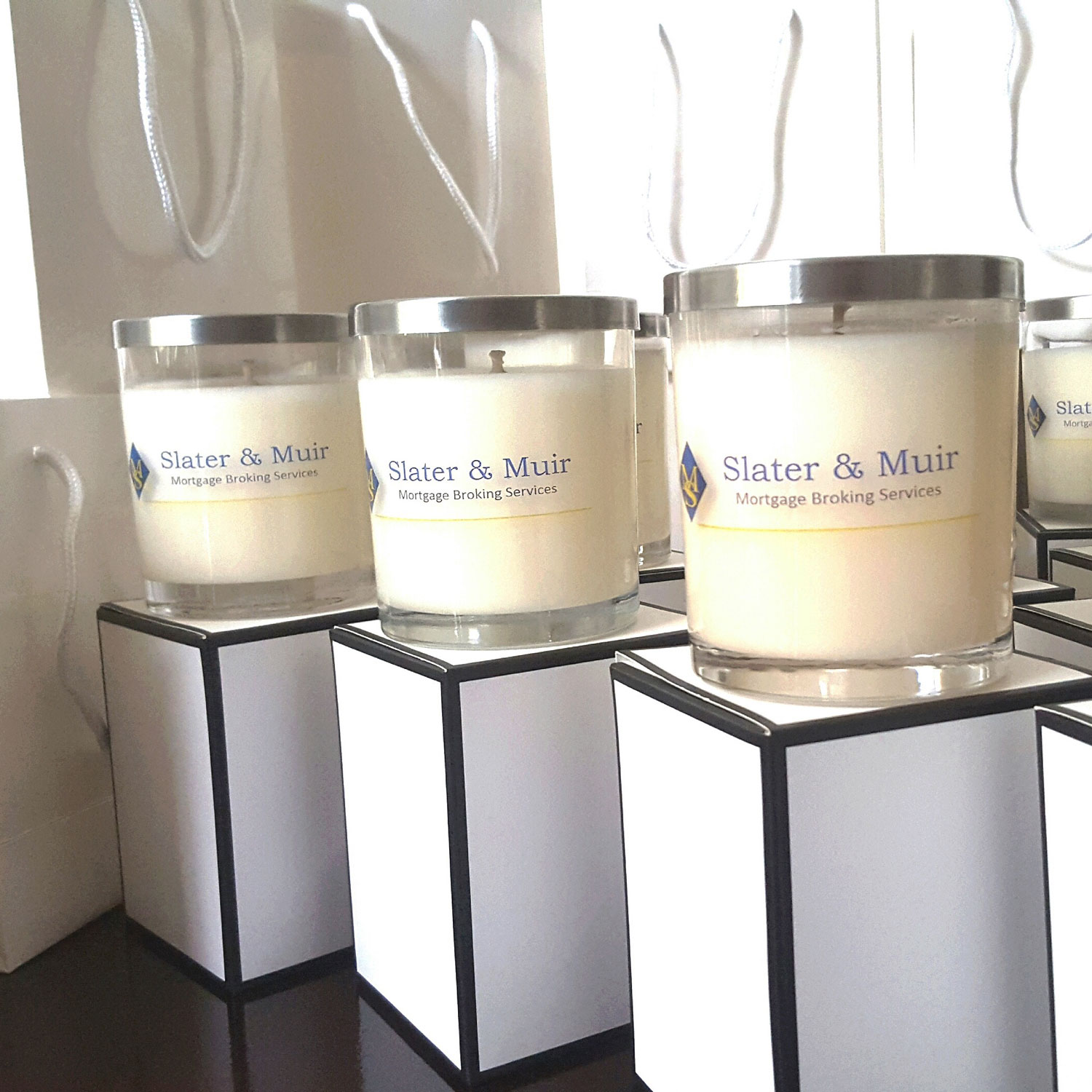 corporate candles