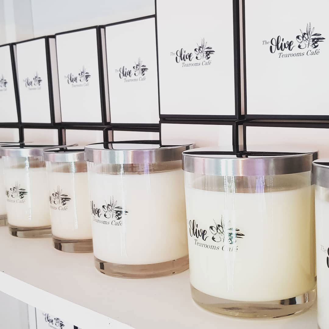 soy candle gifts